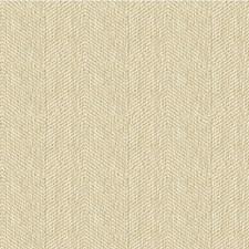 Ivory/Beige Herringbone Drapery and Upholstery Fabric by Kravet