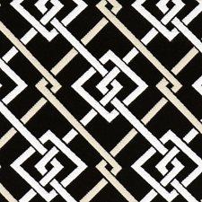 Zebra Lattice Drapery and Upholstery Fabric by Fabricut