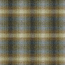 Bluejay Plaid Drapery and Upholstery Fabric by Kravet