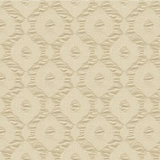 Flax Geometric Drapery and Upholstery Fabric by Kravet