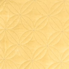 Maize Embroidery Drapery and Upholstery Fabric by Fabricut