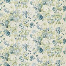 Bluebell Floral Drapery and Upholstery Fabric by Fabricut