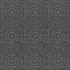 Slate/Grey Geometric Drapery and Upholstery Fabric by Kravet