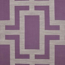 Purple Drapery and Upholstery Fabric by Clarence House