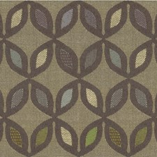 Quartz Geometric Drapery and Upholstery Fabric by Kravet