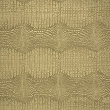 Gold Animal Drapery and Upholstery Fabric by Fabricut