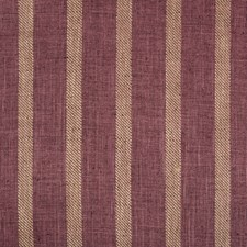 Purple/Burgundy/Beige Stripes Drapery and Upholstery Fabric by Kravet