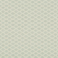 Mint Frost Diamond Drapery and Upholstery Fabric by Kravet