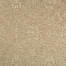 Gold/Beige Damask Drapery and Upholstery Fabric by Kravet