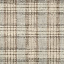 Cafe Plaid Drapery and Upholstery Fabric by Kravet