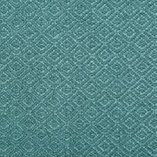 Teal/Blue Diamond Drapery and Upholstery Fabric by Kravet