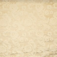 Natural Scrollwork Drapery and Upholstery Fabric by Fabricut