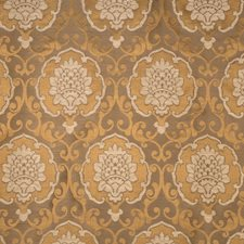 Chestnut Damask Drapery and Upholstery Fabric by Fabricut