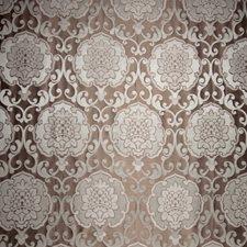Lagoon Damask Drapery and Upholstery Fabric by Fabricut