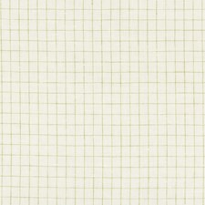 White/Green/Mint Check Drapery and Upholstery Fabric by Kravet