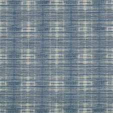 Indigo/White/Blue Ottoman Drapery and Upholstery Fabric by Kravet