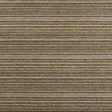 Brown/Yellow/Grey Stripes Drapery and Upholstery Fabric by Kravet