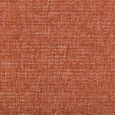 Orange/Ivory Solids Drapery and Upholstery Fabric by Kravet