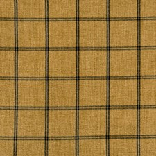 Beige/Black Plaid Drapery and Upholstery Fabric by Kravet