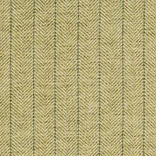 Green/White/Blue Herringbone Drapery and Upholstery Fabric by Kravet