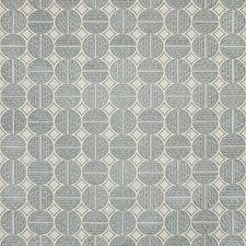 Neutral/Grey Geometric Drapery and Upholstery Fabric by Kravet