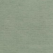 Light Green/Green Herringbone Drapery and Upholstery Fabric by Kravet