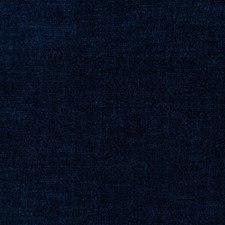 Dark Blue/Indigo/Blue Solid Drapery and Upholstery Fabric by Kravet
