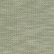Green/White Texture Drapery and Upholstery Fabric by Kravet