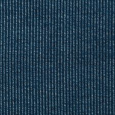 Dark Blue/Blue Solid Drapery and Upholstery Fabric by Kravet