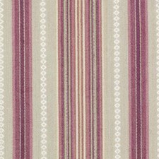 Natural/pink Drapery and Upholstery Fabric by Duralee