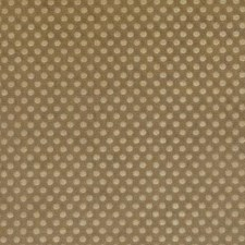 Antique Gold Dots Drapery and Upholstery Fabric by Duralee