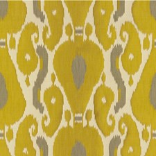 Quince Ikat Drapery and Upholstery Fabric by Kravet