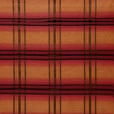 Citrus Berry Check Drapery and Upholstery Fabric by Fabricut