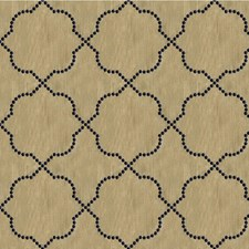 Ink Geometric Drapery and Upholstery Fabric by Kravet