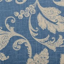 Blue Drapery and Upholstery Fabric by Duralee