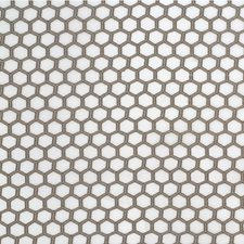 Bronze Geometric Drapery and Upholstery Fabric by Kravet