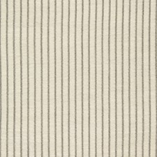 Sand/Charcoal Stripes Drapery and Upholstery Fabric by Kravet