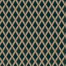 Malachite Diamond Drapery and Upholstery Fabric by Stroheim