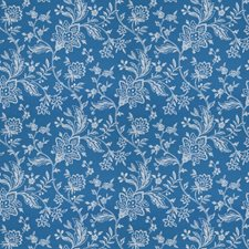 Pacific Floral Drapery and Upholstery Fabric by Fabricut