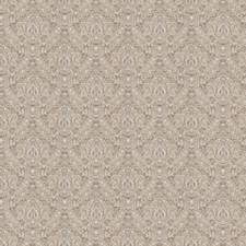 Nougat Paisley Drapery and Upholstery Fabric by Trend