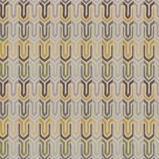 Earth Geometric Drapery and Upholstery Fabric by Fabricut