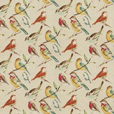 Meadow Animal Drapery and Upholstery Fabric by Fabricut