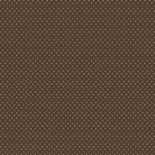 Chocolate Small Scale Woven Drapery and Upholstery Fabric by Trend