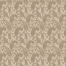 Linen Jacquard Pattern Drapery and Upholstery Fabric by Trend