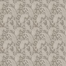 Soft Grey Jacquard Pattern Drapery and Upholstery Fabric by Trend
