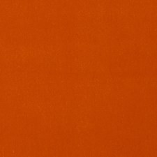 Orange Crush Solid Drapery and Upholstery Fabric by Stroheim