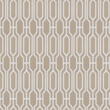 Smoke Lattice Drapery and Upholstery Fabric by Fabricut