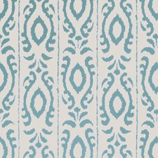 Turquoise Global Wallcovering by Stroheim