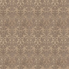 Fog Damask Drapery and Upholstery Fabric by Trend