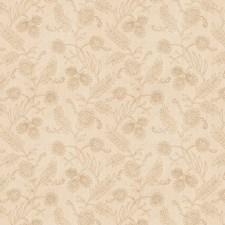 Hemp Embroidery Drapery and Upholstery Fabric by Fabricut